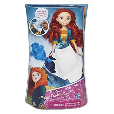 Disney Princess Merida's Magical Story Skirt
