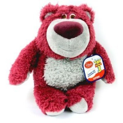 Disney / Pixar Toy Story 3 Exclusive 6 Inch Plush Figure Lotso by Disney Store