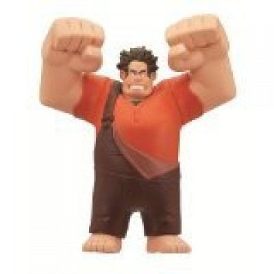 "1 X Wreck-It Ralph Action Figure - Ralph 3"" figure"