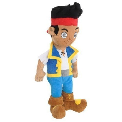 "21"" Disney Jake and the Neverland Pirates Pillowtime Pal Cuddle Pillow Doll"