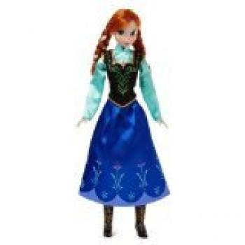 Anna Disney Frozen Doll Classic Doll