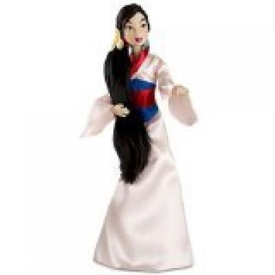 Classic Disney Princess Mulan Doll - 12''
