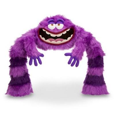 Disney Art Speak & Scare Talking Action Figure - Monsters University