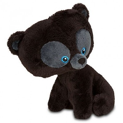 Disney Brave Triplet Harris Cub plush toy- curious brother - Mini 7 inch bear