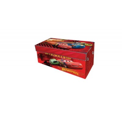 Disney Cars 2 Collapsible Storage Trunk