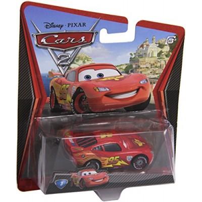 Disney Cars 2 Lightning McQueen