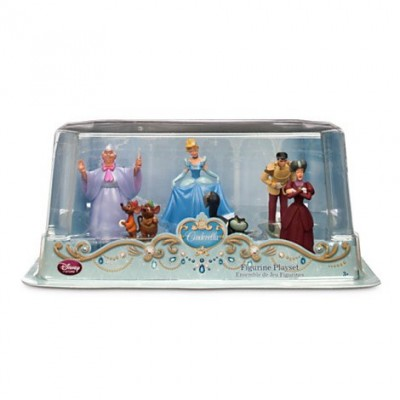 Disney Cinderella 6 Piece Play Set