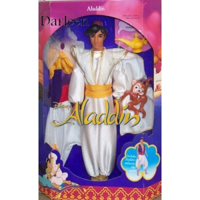 Disney Classics Aladdin Doll