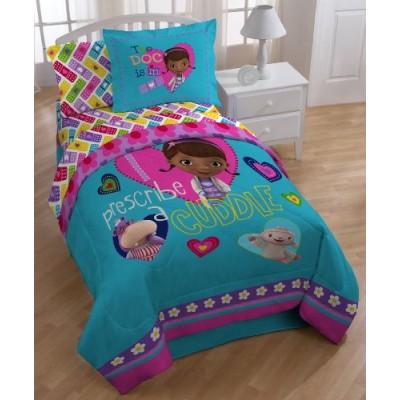 Disney Doc McStuffins Comforter, Twin