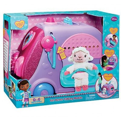 Disney Doc McStuffins Get Better Talking Mobile