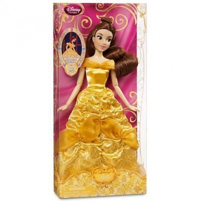"Disney Exclusive Classic Princess Belle Doll - Beauty and the Beast- 12""(2013)"