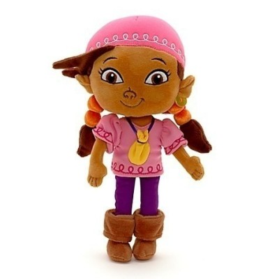 Disney Exclusive Jake and the Neverland Pirates 12 Inch Plush Izzy