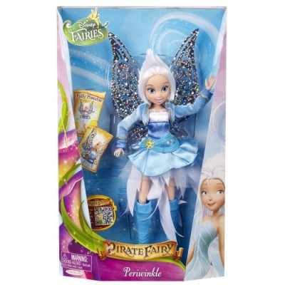 "Disney Fairies Periwinkle Wave 9"" Deluxe Fashion Doll"