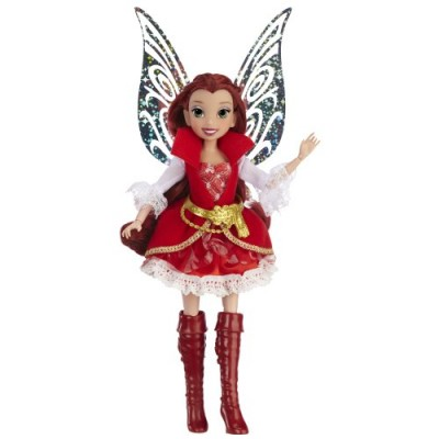 Disney Fairies The Pirate Fairy 9 Inch Rosetta Doll