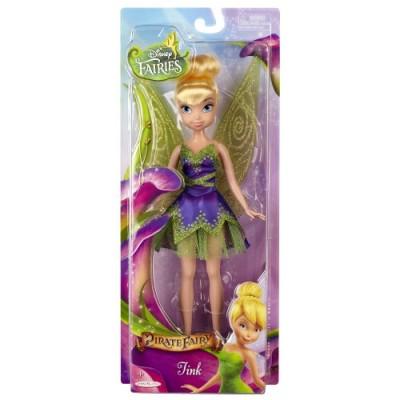 Disney Fairies The Pirate Fairy 9 inch Tink Doll