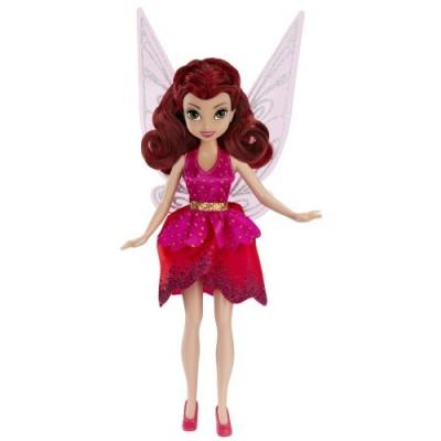 """Disney Fairies The Pirate Fairy 9"""" Rosetta Doll"""