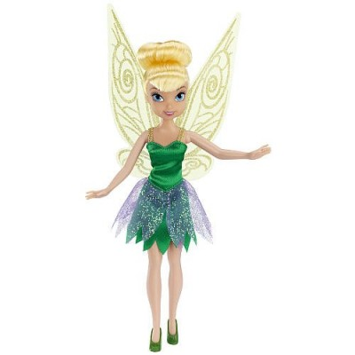 Disney Fairies, The Pirate Fairy Exclusive Doll Set, Tink & Zarina, 9 Inches