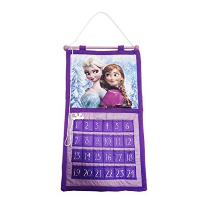 Disney Frozen Anna & Elsa Christmas Countdown Calendar Decoration