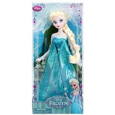 "Disney Frozen Exclusive 12"" Classic Doll Elsa - 2013 Edition"