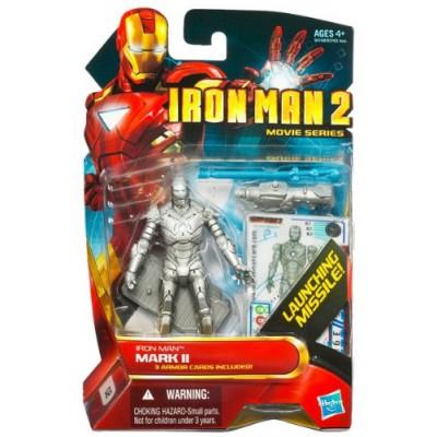 Disney Iron Man 'Mark II' Iron Man 2 Action Figure -- 4''