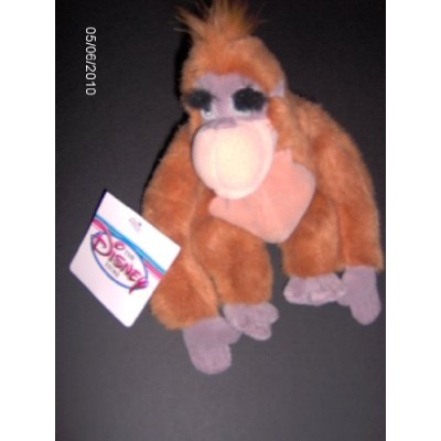 "Disney Jungle Book 8"" King Louie Plush"