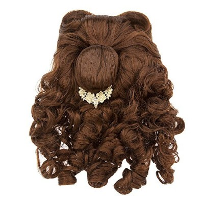 Disney Kids Belle Costume Wig