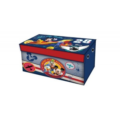 Disney Mickey Mouse Collapsible Storage Trunk