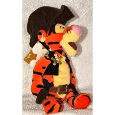 Disney Mini Bean Bag Cowboy Tigger