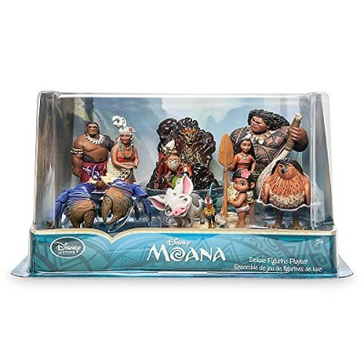 Disney Moana Figure Play Set