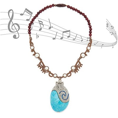 Disney Moana Singing Necklace for Kids 428422885126