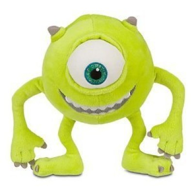 Disney Monsters Inc. Plush Mike Wazowski (8in) Plush Toy Figure