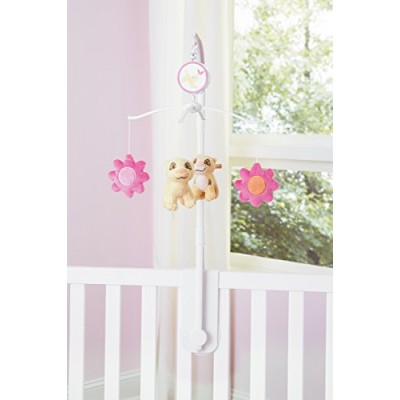 Disney Nala's Jungle Crib Musical Mobile