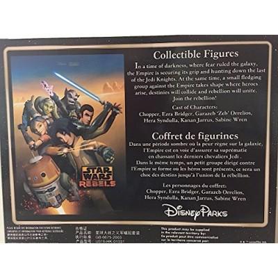 Disney Parks Star Wars Rebels Figures