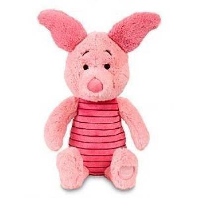 Disney Piglet Plush Toy - 13in