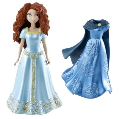 Disney / Pixar BRAVE Movie Favorite Moments 4 Inch Figure Merida