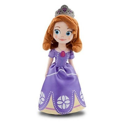 "Disney Sofia Plush - 13"" : Sofia the First: Once Upon a Princess"