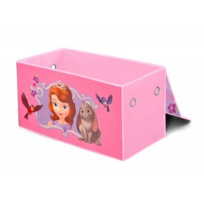 Disney Sofia the First Collapsible Storage Trunk