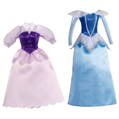 Disney Sparkle Princess Doll Clothes - Sleeping Beauty Fashion