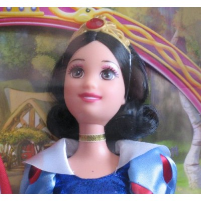 Disney: Sparkling Princess & Prince Doll - Snow White and the Seven Dwarfs