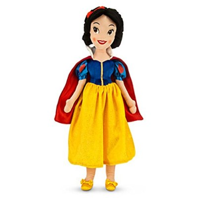 Disney Store Princess Snow White Plush Doll ~ 21""