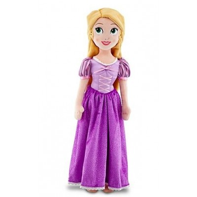 Disney Tangled Rapunzel Plush Doll Toy -- 21''
