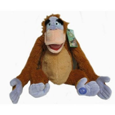 "Disney The Jungle Book 12"" King Louie Plush Doll"