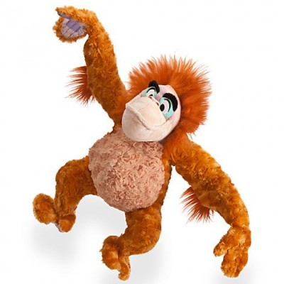 "Disney the Jungle Book King Louie Plush - 12"" (Seated)"