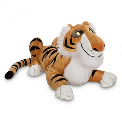 Disney the Jungle Book Shere Khan Plush - 14""
