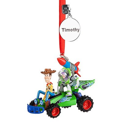 Disney Toy Story Woody and Buzz Ornament