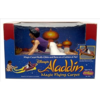Disney's Aladdin Magic Flying Carpet by Justoys