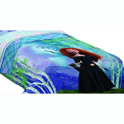 Disney's Brave Merida's Forest Twin Comforter
