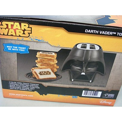 Disney's Darth Vader Star Wars Toaster