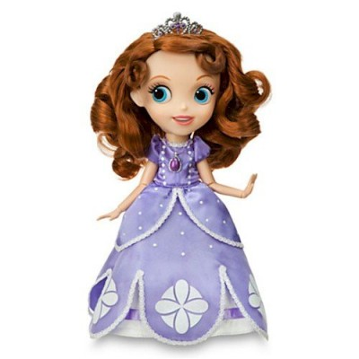 Disneys Sofia the First Singing Doll