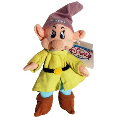 Dopey - Snow White Dwarf - Disney Mini Bean Bag Plush